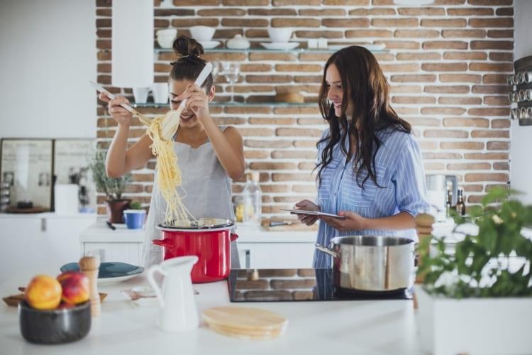 Aluminiumfolie kan användas vid all typ av matlagning