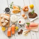 Variation på färska livsmedel